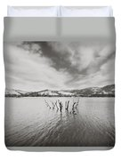 All Together Now Duvet Cover by Laurie Search