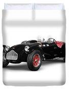 Allard J2x Vintage Sports Car Duvet Cover