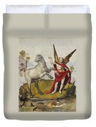 Allegory Duvet Cover