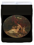 Allegory Duvet Cover