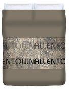 Allentown Duvet Cover