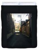 Alley 40 Duvet Cover