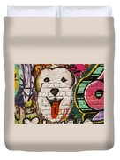Alley Colors Duvet Cover