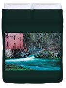 Alley Springs Mill Duvet Cover