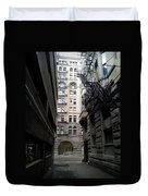 Alley Valleys 4 Duvet Cover