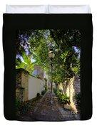 Alleyway Duvet Cover