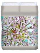 Allium Globe Duvet Cover