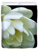 Alluring Lotus Duvet Cover