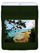 Almond View Duvet Cover