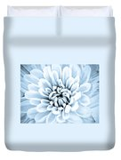 Almost Perfect-blue Duvet Cover