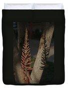 Aloe Stalk Duvet Cover