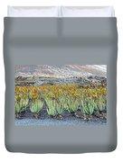 Aloevera Plantation Lanzarote Duvet Cover