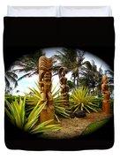 Aloha From Hawaii Duvet Cover