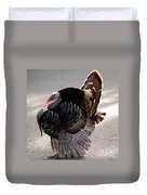 Aloha Turkey II Duvet Cover