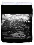 Alpes IIi Duvet Cover