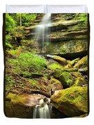 Alpha Falls Cascades Duvet Cover