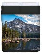Alpine Beauty Duvet Cover