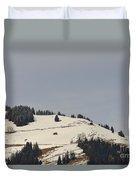 Alpine Pasture Duvet Cover