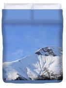 Alps Vista  Duvet Cover
