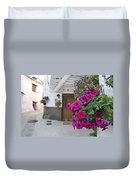 Alpujarras In Granada Duvet Cover