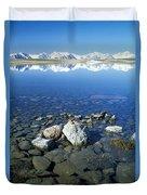 Altai Duvet Cover