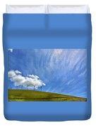 Altamont Windmills Duvet Cover