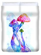 Altered Visions II Duvet Cover