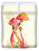 Altered Visions IIi Duvet Cover