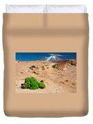 Altiplano Landscape Duvet Cover