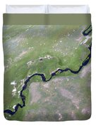 Alum Creek II Duvet Cover