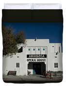 Amargosa Opera House Death Valley Img 0021 Duvet Cover