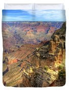 Amazing Colors Of The Grand Canyon  Duvet Cover