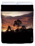 Amazon Sunset Duvet Cover