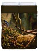 Amazon Tree Boa Duvet Cover
