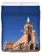 Ambositra Rc Church Madagascar Duvet Cover