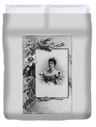 Amelie Of Portugal (1865-1951) Duvet Cover