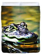 American Alligator 1 Duvet Cover