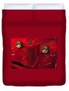 American Bantam Roaster Duvet Cover