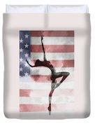 American Beauty Duvet Cover