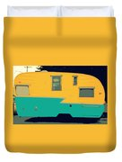 American Camper Series No.4 Duvet Cover