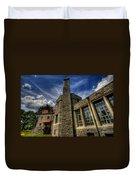 American Castle Duvet Cover