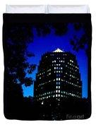 American Century Tower 1 Duvet Cover