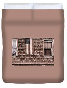 American Colors Of Maine Duvet Cover