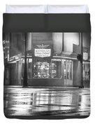 American Coney Detroit  Duvet Cover