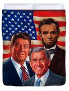 American Courage Duvet Cover