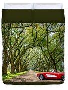 American Dream Drive Duvet Cover