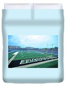 American Football Stadium Duvet Cover