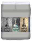 American Guitars 5 Duvet Cover