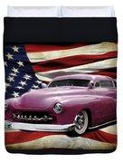 American Merc Duvet Cover