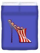 American Mule Duvet Cover